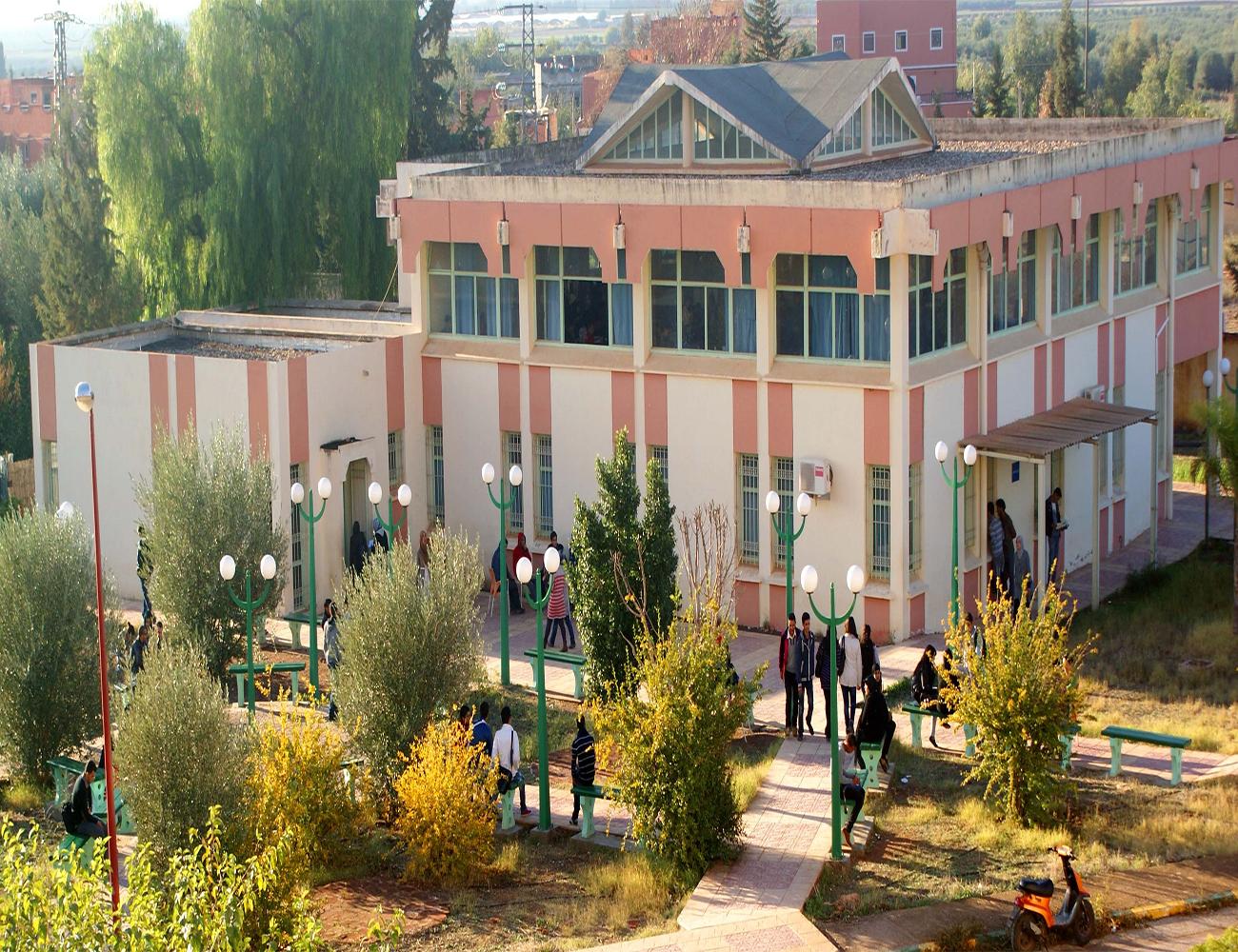 جامعة السلطان مولاي سليمان في بني ملال المغربية
