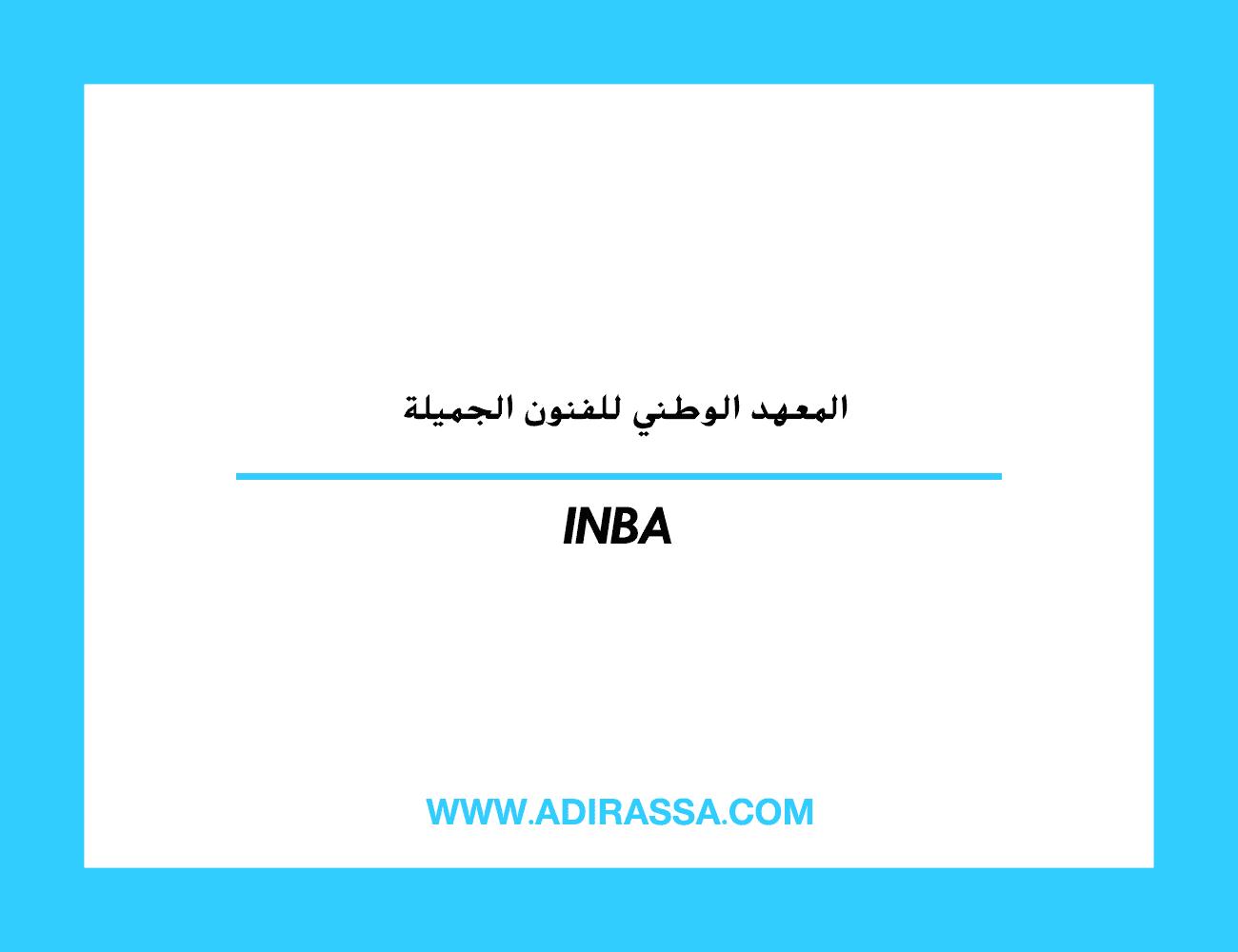 المعهد الوطني للفنون الجميلة للتكوين في مجالات الفنون بالمغرب