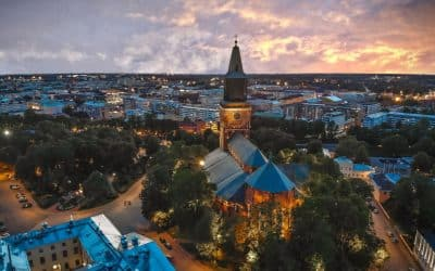 7 أسباب للدراسة في الخارج في دولة فنلندا المتميزة