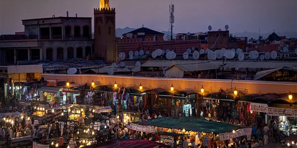 Vie d'étudiants étrangers au Maroc en détail